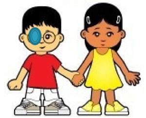 children-eye-patch